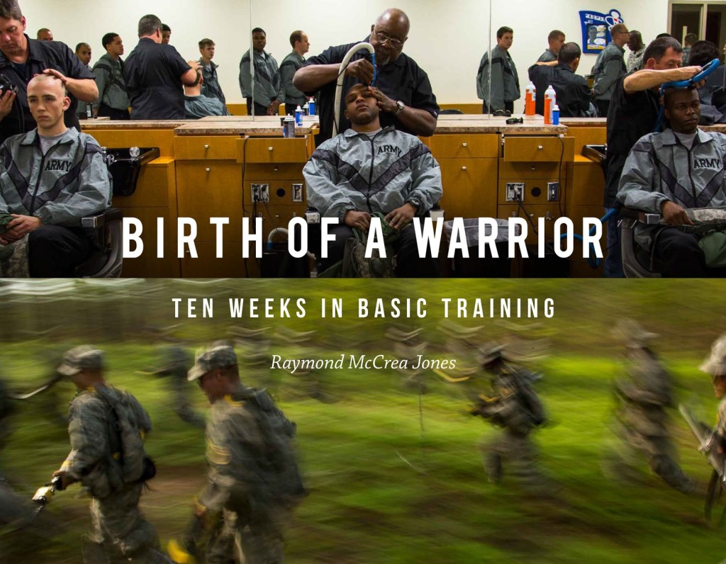 Birth of a Warrior cover
