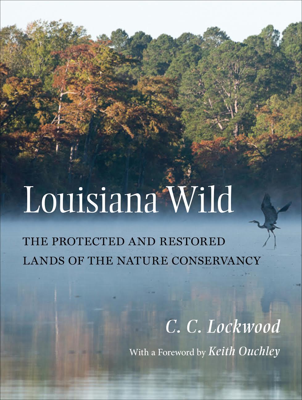 Louisiana Wild book cover