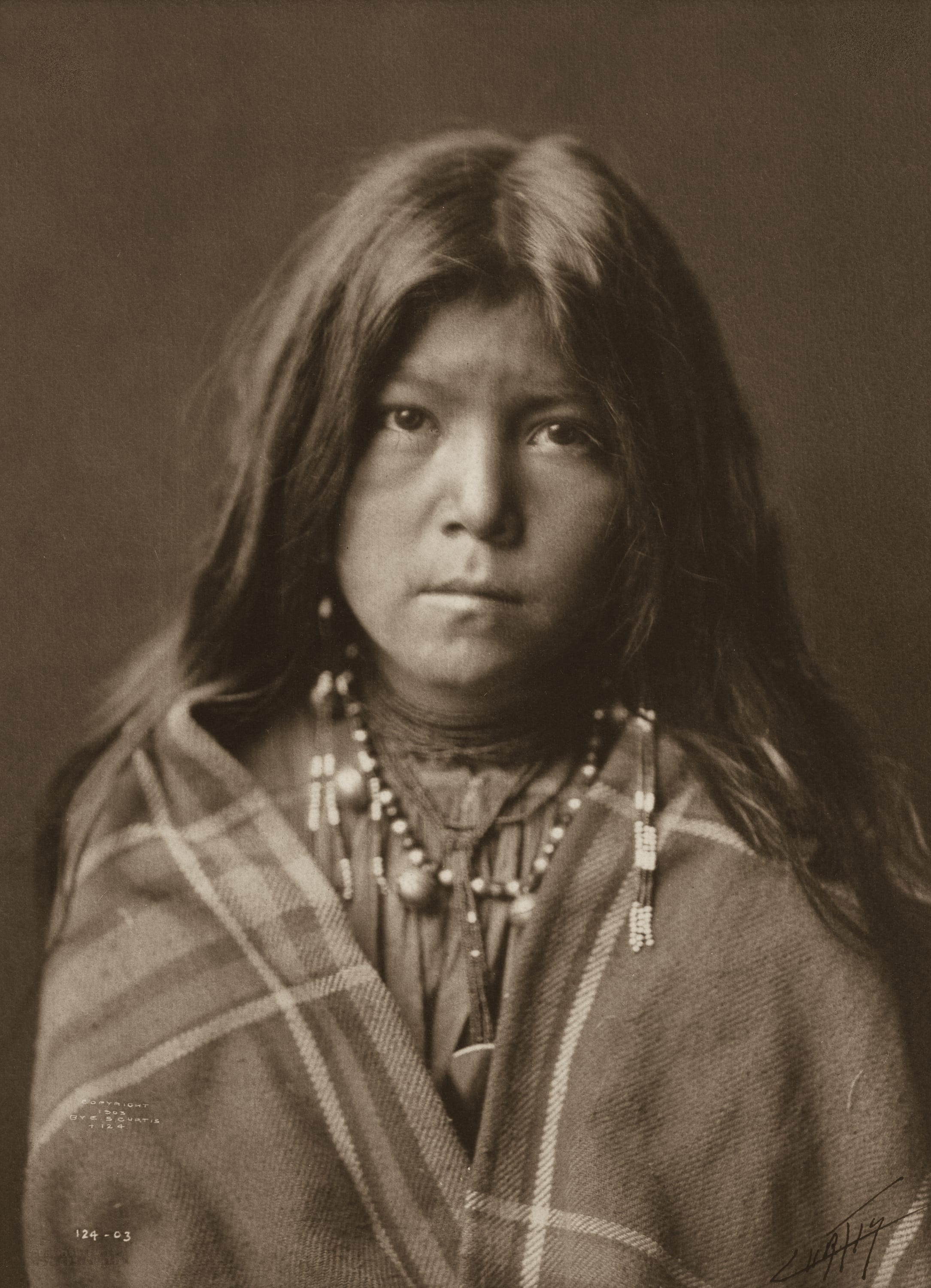 By Her Hand: Native American Women, Their Art, and The Photographs ...