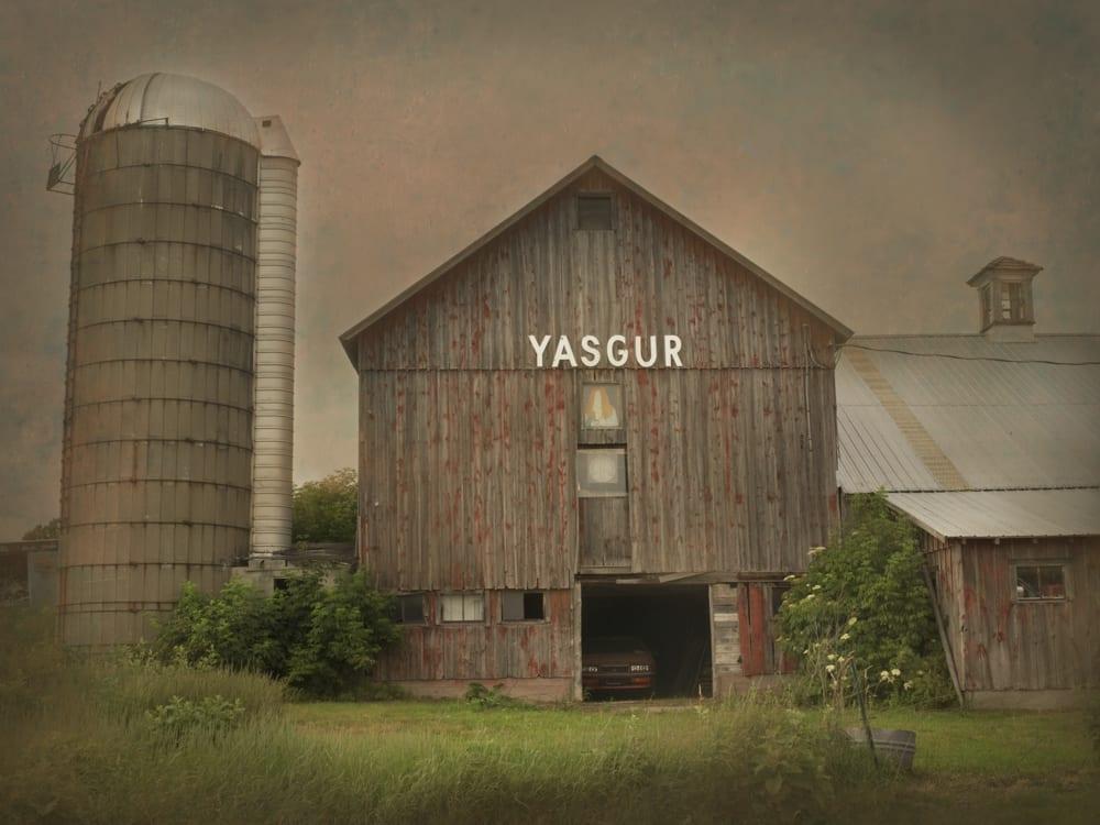 Max Yasgur's Farm, Bethel, New York